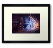 Witchcraft Framed Print
