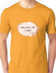 Does Jumin Han is gay? 707 version Unisex T-Shirt