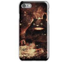 babysittotoro iPhone Case/Skin