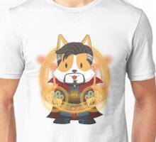 Cute Corgi in Doctor Strange Costume  Unisex T-Shirt
