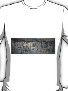 Borobudur Stone Work T-Shirt