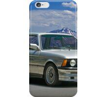 1981 BMW Ci 2.3 'Alpina' iPhone Case/Skin