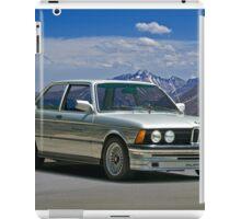 1981 BMW Ci 2.3 'Alpina' iPad Case/Skin