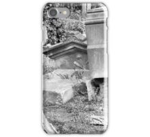old graves iPhone Case/Skin