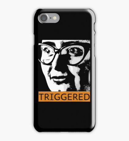 TRIGGERED FEMINAZI iPhone Case/Skin