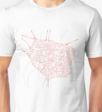 Birmingham (pink) Unisex T-Shirt