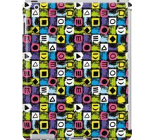 Back To The 80's Design iPad Case/Skin