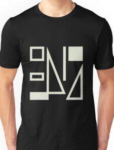 True Colours Split Enz [white on black] Unisex T-Shirt