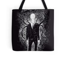 The Slender Man Tote Bag