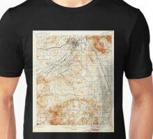 USGS TOPO Map California CA Riverside 298783 1901 62500 geo Unisex T-Shirt