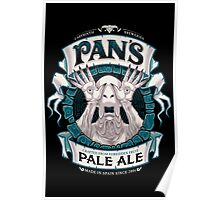 Pan's Pale Ale (variant) Poster