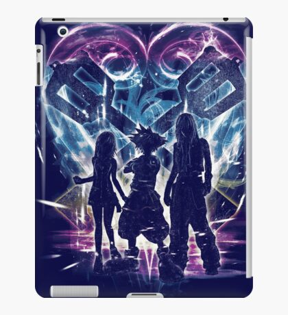 kingdom trio iPad Case/Skin
