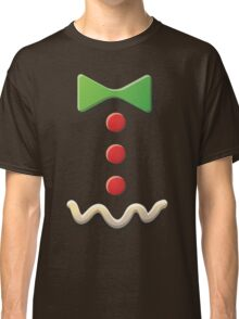 Gingerbread Man Costume Christmas Classic T-Shirt