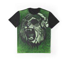 Cool Lion Graphic T-Shirt