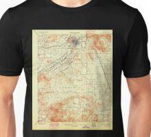 USGS TOPO Map California CA Riverside 298780 1901 62500 geo Unisex T-Shirt