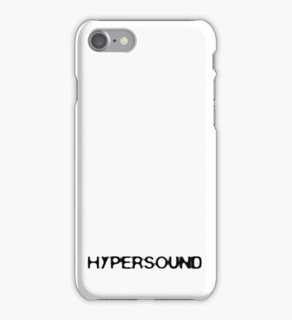 HyperSound Podcast iPhone Case/Skin