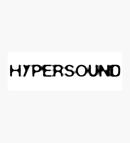 HyperSound Podcast Photographic Print