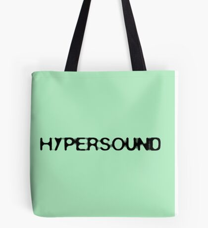 HyperSound Podcast Tote Bag
