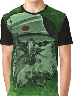 Cool Eagle Graphic T-Shirt