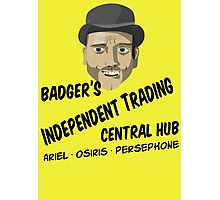 Badger's Independent Trading Photographic Print