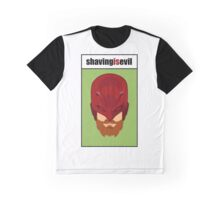 Daredevil with a beard Graphic T-Shirt