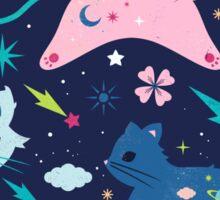 Cloud Kittens  Sticker