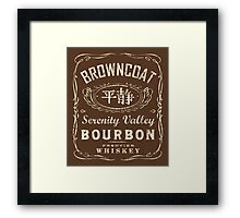 Firefly Serenity Valley Bourbon Framed Print
