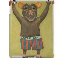 Super Rat iPad Case/Skin