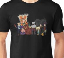 Critical Role, Vox Machina Colour Art Unisex T-Shirt