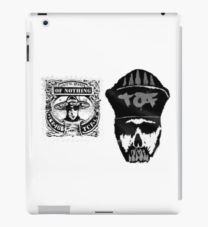 United States of Nothing iPad Case/Skin