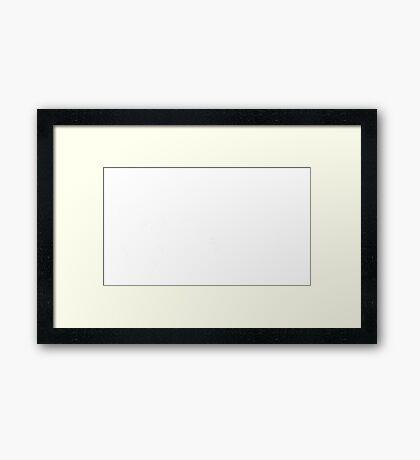 The Higgs Boson Framed Print