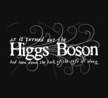 The Higgs Boson One Piece - Short Sleeve