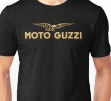 Moto Guzzi retro vintage logo Unisex T-Shirt