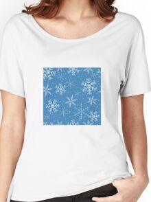 White Christmas Women's Relaxed Fit T-Shirt