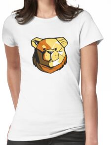 Robust Bear Community Womens Fitted T-Shirt