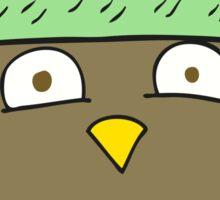 cartoon cute owl Sticker