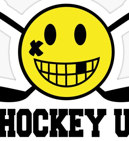 Hockey U Sticker