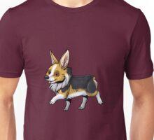 """""""Fall"""" Corgi Unisex T-Shirt"""