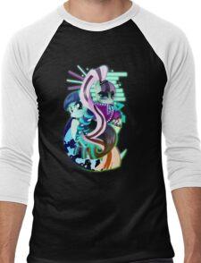 Coloratura Men's Baseball ¾ T-Shirt
