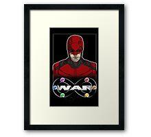 Infinity War - Daredevil Framed Print