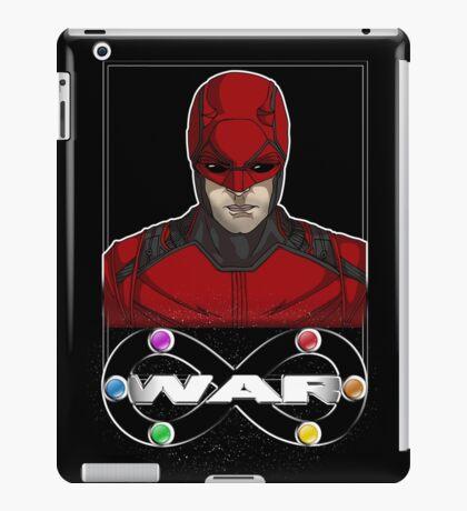 Infinity War - Daredevil iPad Case/Skin