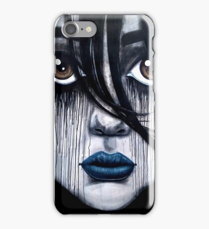 She's Watching iPhone Case/Skin