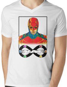Infinity War - Daredevil - Infinity Version Mens V-Neck T-Shirt