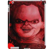 Scary Slasher  Doll iPad Case/Skin
