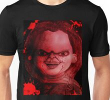 Scary Slasher  Doll Unisex T-Shirt