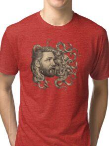 Poseidon Tri-blend T-Shirt