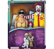 Fast Food Nightmare iPad Case/Skin