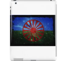 Romany Flag  iPad Case/Skin