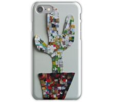 A large cactus  iPhone Case/Skin