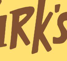 Kirk's Diner – Gilmore Girls inspired Design Sticker